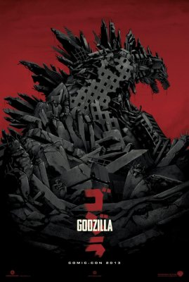 Godzilla trailer heavy on distraction, light on the monster