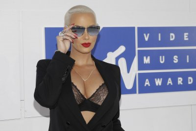 Amber Rose: 'I didn't really want to be a celebrity'