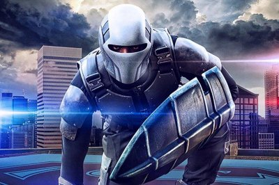 'Supergirl': Mehcad Brooks debuts as Guardian in new photo