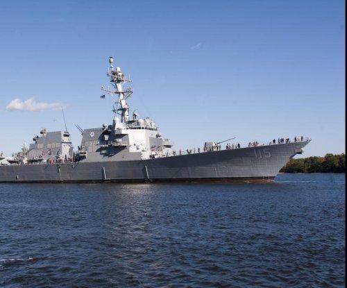 U.S. Navy's future USS Rafael Peralta completes acceptance trials