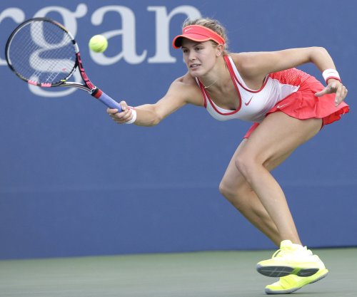 Eugenie Bouchard, Svetlana Kuznetsova advance in Sydney