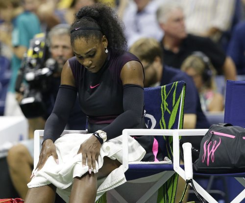 Serena Williams posts motivational message after loss