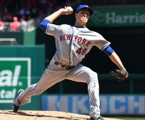 Mets' deGrom looks to continue mastery of Padres