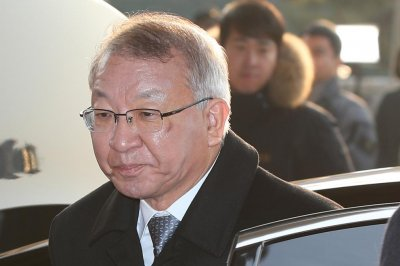 Former South Korean chief justice arrested on court case manipulation