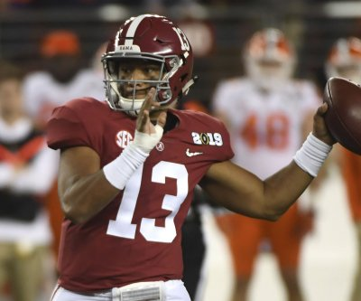 Alabama Crimson Tide QB Tua Tagovailoa undergoes ankle surgery