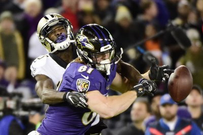 Atlanta Falcons to acquire TE Hayden Hurst in trade with Baltimore Ravens