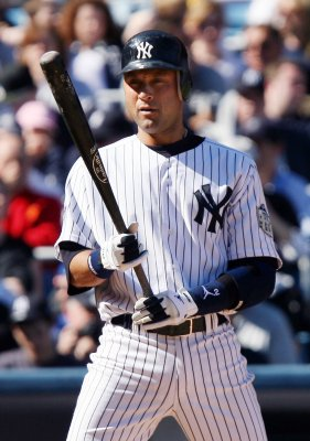 Jeter out for at least one game