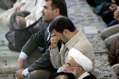 Ahmadinejad: Wars caused U.S. meltdown