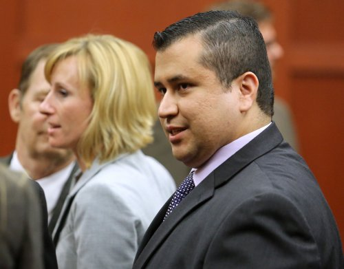 Poll: Nearly half of U.S. adults agree with Zimmerman verdict