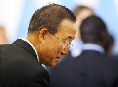 U.N. says junta must show its move genuine