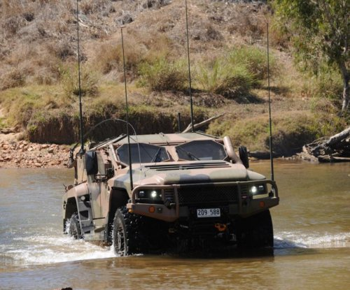 Vehicles for Australian military undergo testing