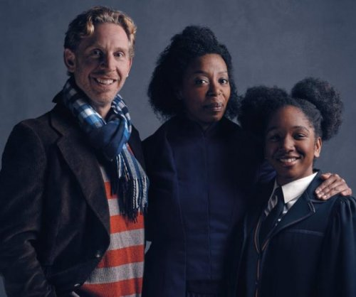 First photos released of Ron and Hermione in 'Harry Potter and the Cursed Child' play