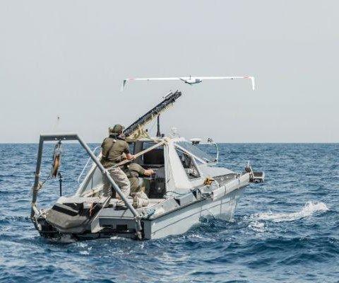 Elbit launches Skylark UAV variant