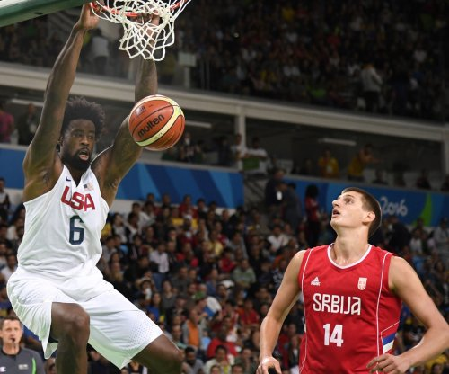 DeAndre Jordan prioritizes gold medal over NBA title