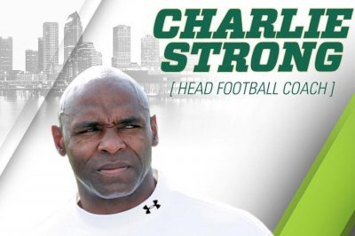 South Florida hires ex-Texas coach Charlie Strong