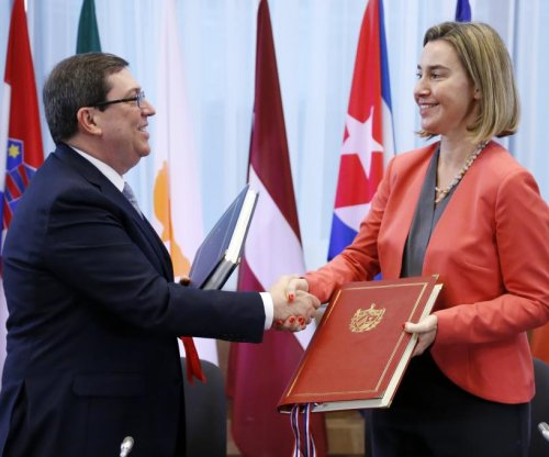 EU, Cuba sign agreement to normalize relations