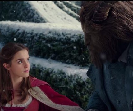 Emma Watson cares for Dan Stevens in final 'Beauty and the Beast' trailer