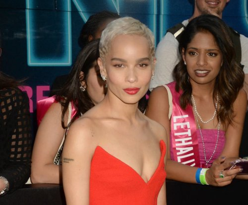 Zoe Kravitz recalls dad Lenny's engagement to Nicole Kidman: 'She was so nice to me'