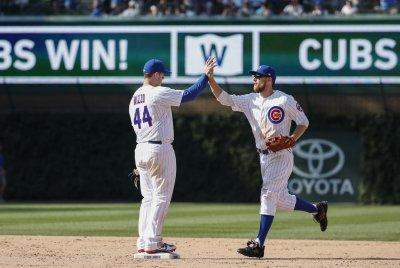 Ben Zobrist fuels Chicago Cubs' comeback win over Cincinnati Reds
