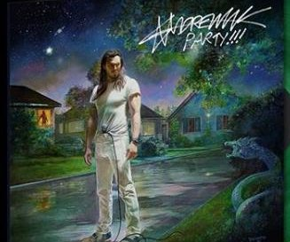 Andrew W.K. tweets an offer to pay fan's speeding ticket
