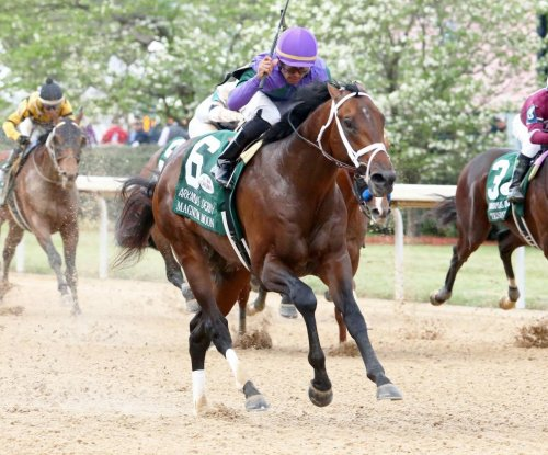 UPI Horse Racing Roundup: Magnum Moon, My Boy Jack secure Kentucky Derby spots