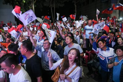 Taiwan voters reject same-sex marriage referendum