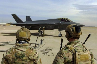 Air Force conducts first F-35A forward refueling operation in exercise