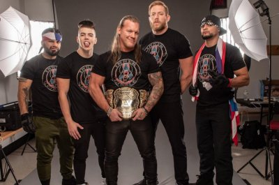 AEW Dynamite: Chris Jericho introduces The Inner Circle