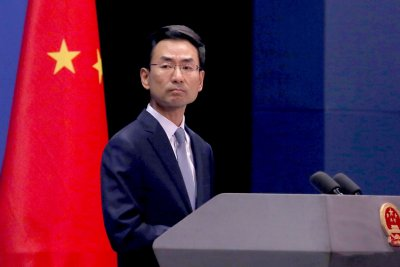 North Korea sanctions not the solution, China says