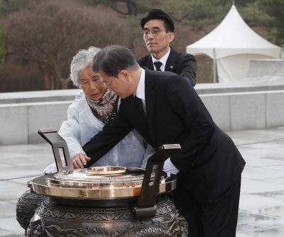 South Korea leader attributes Cheonan sinking to the North