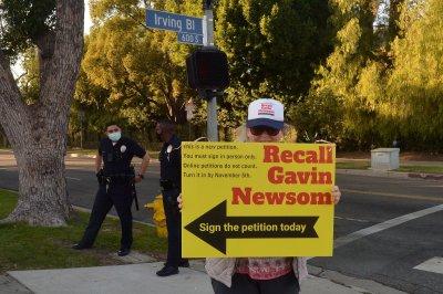 Petition to recall California Gov. Gavin Newsom reaches signature threshold