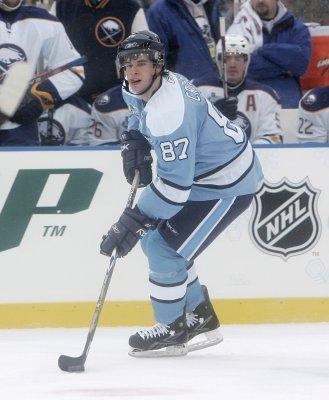 Crosby, Red Wings lead NHL All-Stars