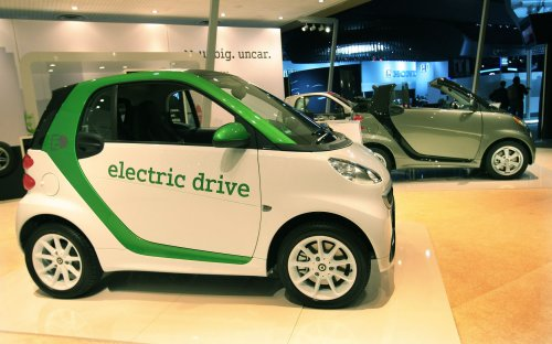Electric cars to remain niche: US Energy Information Administration