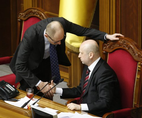 Ukraine moves forward with government formation