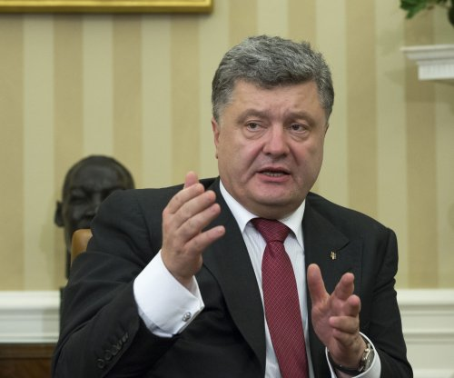 Poroshenko optimistic over upcoming peace talks