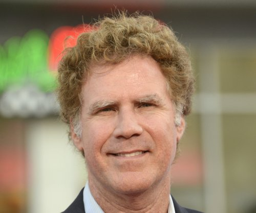 Will Ferrell gives wedding toasts to complete strangers