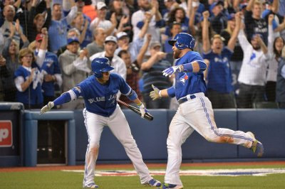 Toronto Blue Jays rally to beat Boston Red Sox on Patriots' Day