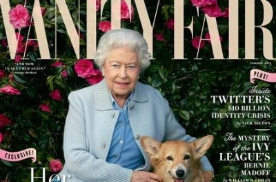 Queen Elizabeth graces Vanity Fair cover to commemorate 90th birthday