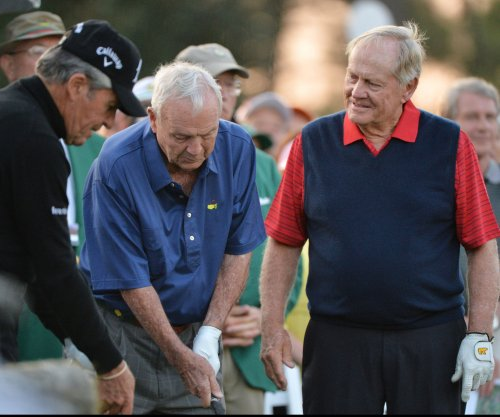 Jack Nicklaus gives touching tribute to Arnold Palmer