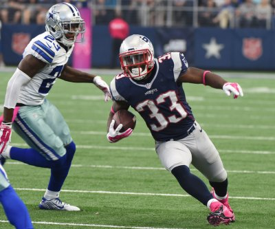 New England Patriots RB Dion Lewis nears return