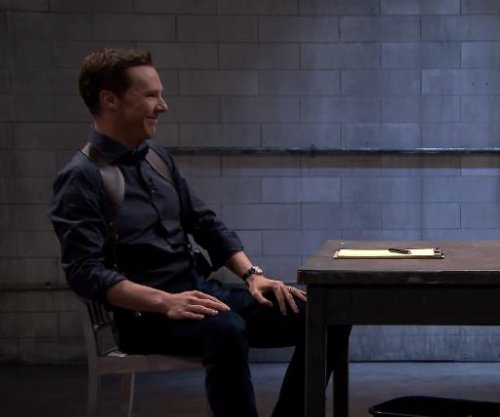 Benedict Cumberbatch joins Jimmy Fallon for round of Mad Lib Theater on 'Tonight Show'