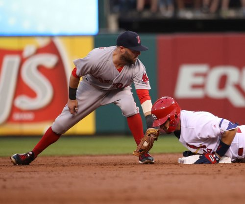 No damage to wrist, but Boston Red Sox put Dustin Pedroia on disabled list