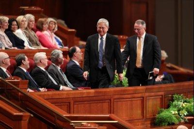 In historic first, Mormon church diversifies top leadership