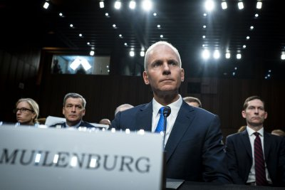 Boeing CEO out immediately in shakeup over 737 Max struggles