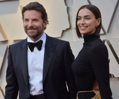 Irina Shayk on 'new ground' after Bradley Cooper split
