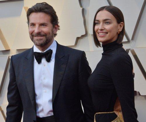 Irina Shayk on 'new ground' after Bradley Cooper split