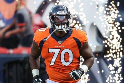 Denver Broncos starting right tackle Ja'Wuan James opts out of 2020 season