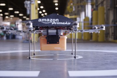 Amazon says FAA has approved 'Prime Air' drone deliveries