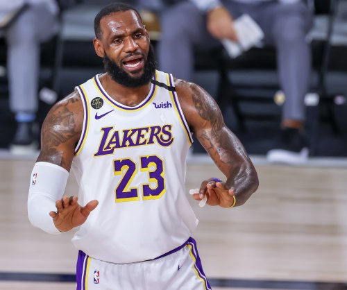 LeBron James leads Lakers past Rockets for record 162nd playoff win
