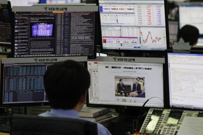 South Korean economy grows in fourth quarter, ends year down 1%
